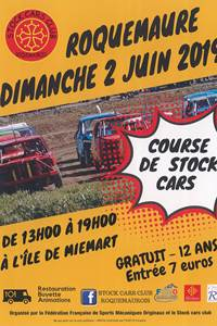 Course de stock cars