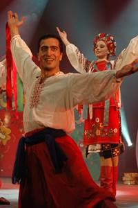 Matriochka Cabaret Russe RussKaShow