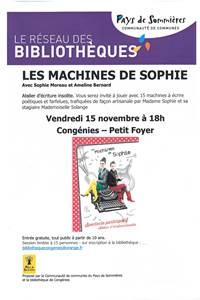 Les Machines de Sophie