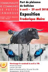 Exposition de Frédérique Maire