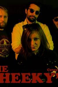 Concert rock avec The Cheekys