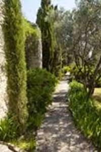 Visite des jardins de l'Abbaye Saint-André avec Olivier Ricomini