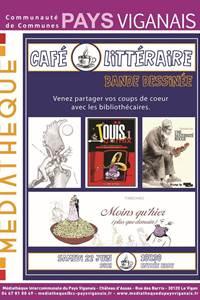 Café littéraire Bande Dessinée