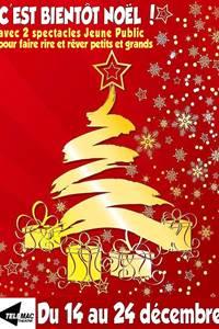 C'est bientôt Noël au Télémac théâtre