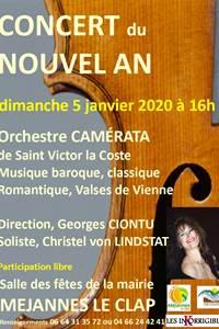 Concert baroque et classique