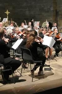 Concert avec l'Orchestre Symphonique de Montpellier