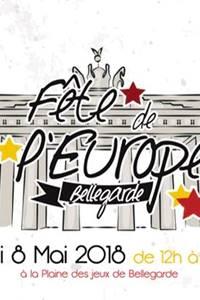 Fête de l'Europe Bellegarde