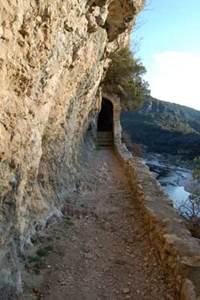 La Baume et Saint Vérédème, site classé
