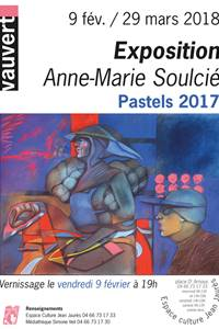 """Exposition """"Pastels 2017"""""""