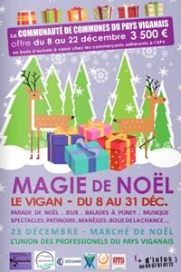 Magie de Noël : Les commerçants en fête