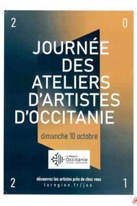 Journée des ateliers d'artistes en Occitanie