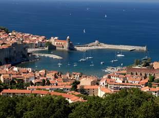 From Collioure to Château de Valmy via the Sentier du Littoral