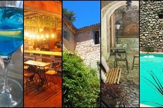 Aux portes des Cévennes- Les Cailloux dorés- Chambre prestige 4