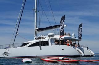 Maxi catamaran Le Providence