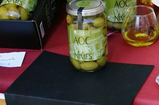 Olive de Nîmes AOP La Picholine