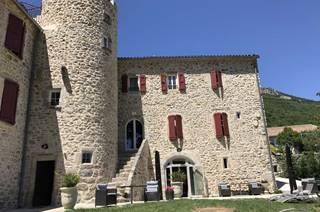 Château De La Rode - Appartement Le Roquefeuil