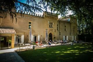 Hôtel Restaurant Château du Val de Cèze