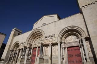 Abbatiale de Saint Gilles