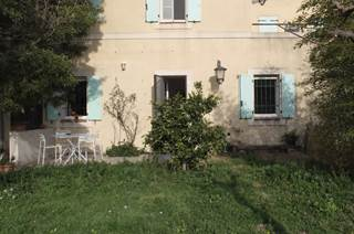 Appartement de plain pied en Camargue