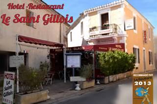 Hôtel Restaurant Le Saint Gillois