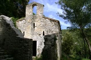 L'Ermitage de Collias