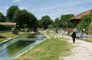 Pisciculture de la Fontaine d'Arlinde