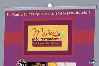 Maison Méditerranéenne des vins et produits régionaux
