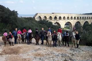 Centre Equestre du Pont du Gard