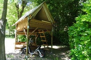 Les insolites du Camping le Mouretou