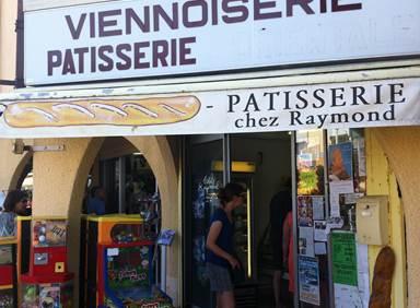 Boulangerie Chez Raymond