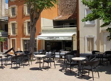 Bar Restaurant L'Etage Café
