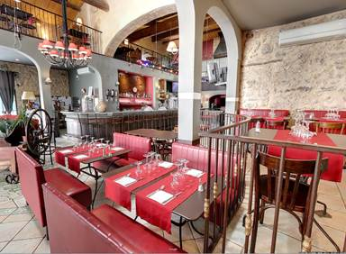 Bar restaurant La Table de Lily Leucate Village