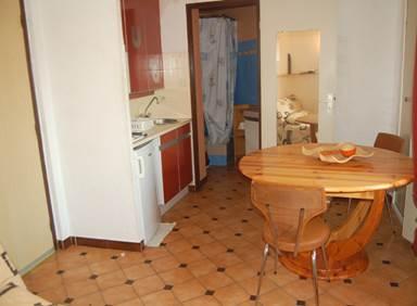 Appartement / 2 personnes / LE MAIL A LA PLAGE