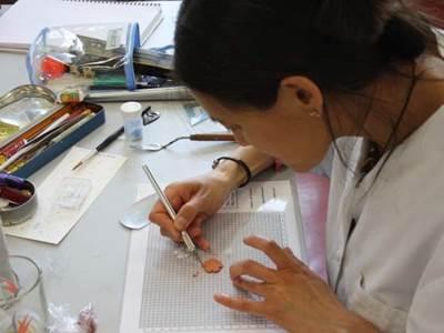 Conception et creation d'une ligne de bijoux/objet