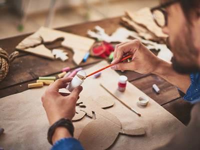 La maison des poupées - arts et créations