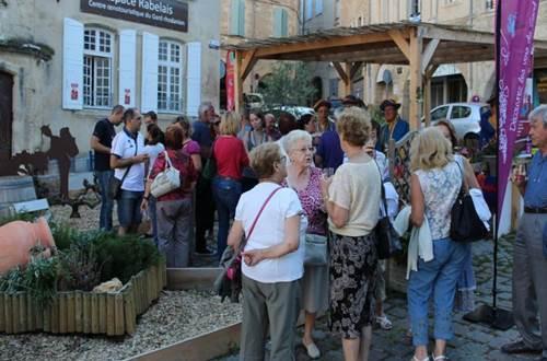 Espace Rabelais © Sud de France Développement