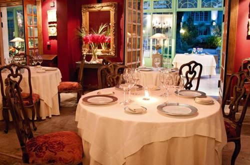 Hôtel Villa Mazarin restaurant2 ©