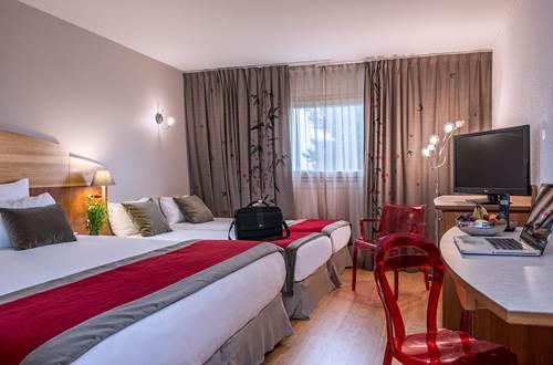 Hôtel C Suites ©