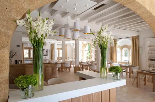 hotel restaurant le vieux castillon ©