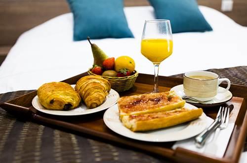 Petit Déjeuner  ©