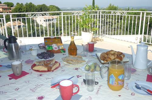 Petit déjeuner COSOLETO ©
