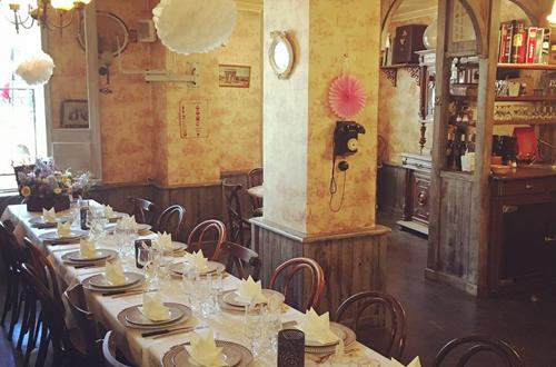 Le Vieux Café © ©Le Vieux Café