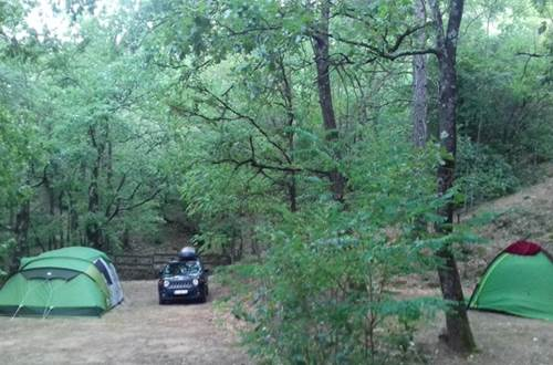 camping Les Hauts de Labahou 2 ©