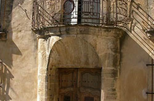 Vers Pont du Gard, le village ©