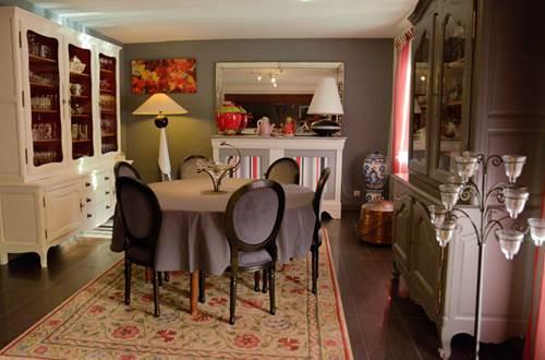 La Villa Léa - salle à manger © RIBEYRE Véronique