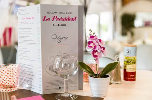 Restaurant Le Président ©