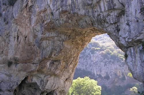 canoë au Pont d'arc ©