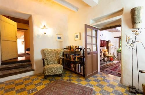 espace commun entre des chambres-la vieille maison, Durfort et St Martin-photo aspheries ©