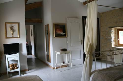 Le Mas du Figuier, chambres d'hôtes. ©
