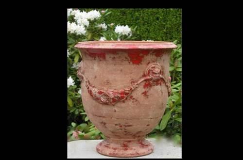 Vase d'Anduze Romain Mercier ©